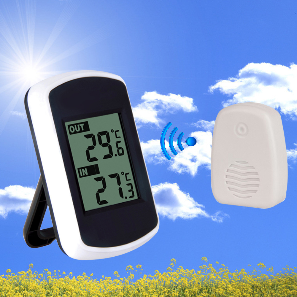 Environmental temperature sensor