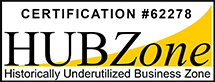Certification HUBZone